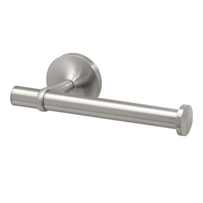 Gatco Dove European Toilet Paper Holder in Satin Nickel