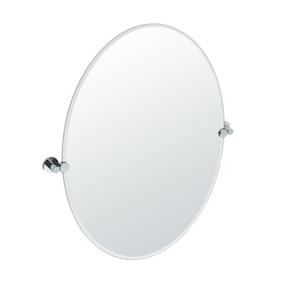 Gatco Channel Oval Mirror