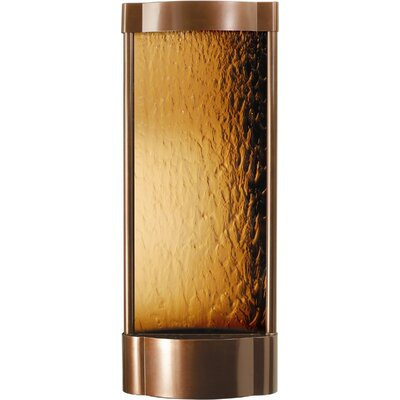 Bluworld Serrano Ceramic Vertical Wall Fountain