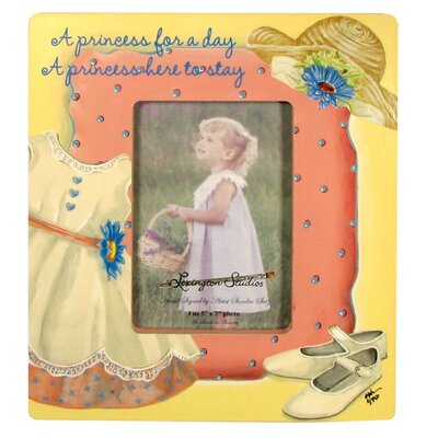 Children and Baby Party Dress Large Picture Frame