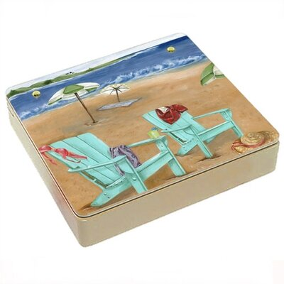 Lexington Studios Skinny Dipping Decorative Storage Box