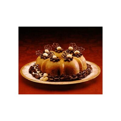 Nordicware Platinum 6 Cup Bundt Pan