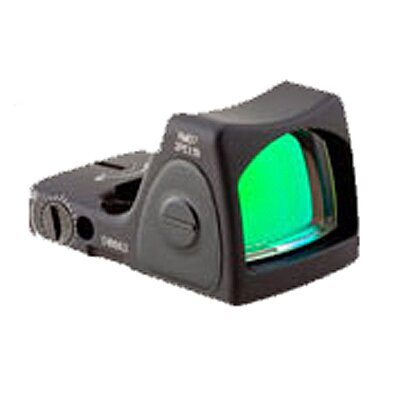 Trijicon RMR Sight Adjustable LED 6.5 MOA with RM36 ACOG