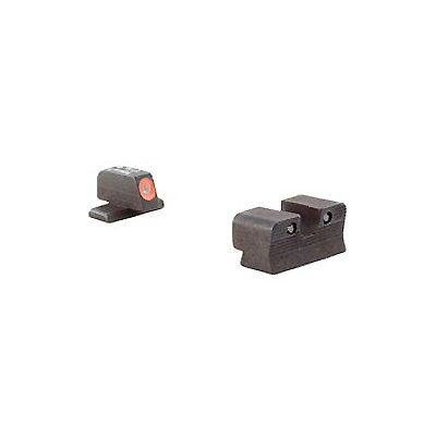 SIG HD Night Sight Set Orange Front Outline