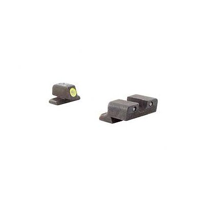 Springfield HD Night Sight Set with Yellow Front Outline