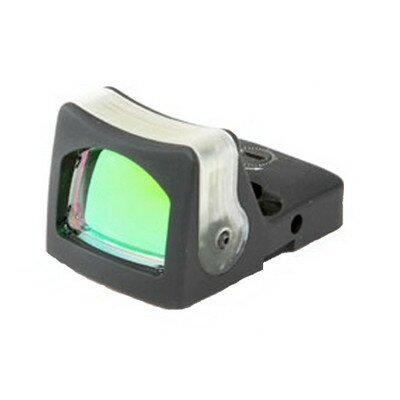 Trijicon RMR Dual Illuminated Sight 12.9 MOA Amber Triangle