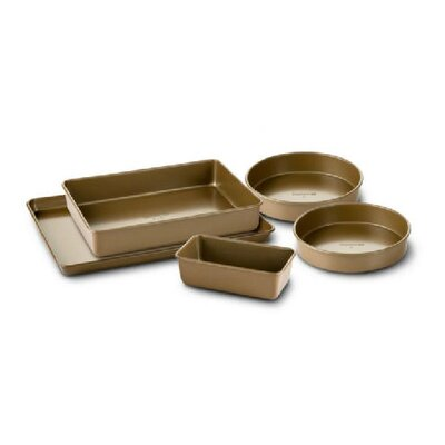 Calphalon Simply Nonstick Bakeware 5 Piece Bakeware Set