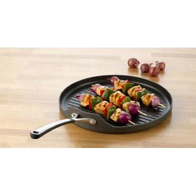 "Calphalon Simply Nonstick 13"" Non-Stick Grill Pan"