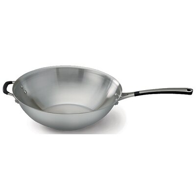 "Calphalon Simply Stainless Steel 12.5"" Skillet"
