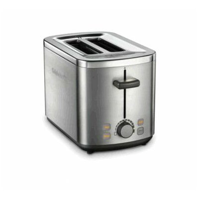 Calphalon Kitchen Electrics 2 Slot Stainless Steel Toaster