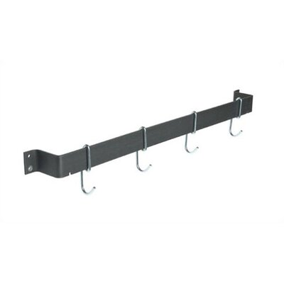 Calphalon Accessories Straight Wall Mounted Pot Rack