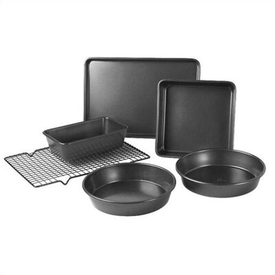 Simply Nonstick 6 Piece Bakeware Set