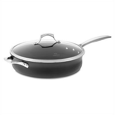 Calphalon Unison  4-qt. Saute Pan with Lid