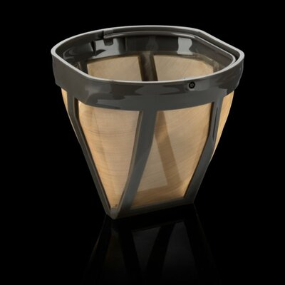 Calphalon Kitchen Electrics Gold Tone Filter for Drip Coffee Makers