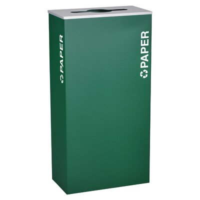 Ex-Cell Kaleidoscope XL Series Indoor Recycling Receptacle