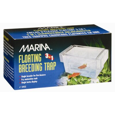Hagen Marina 3 in 1 Guppy Breeding Trap