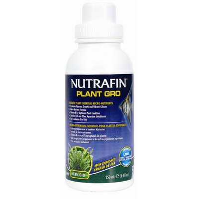 Nutrafin Plant Gro Iron Enriched Plant Food