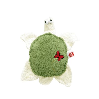 Hagen Dogit Eco Terra Natural Bamboo Turtle Dog Toy