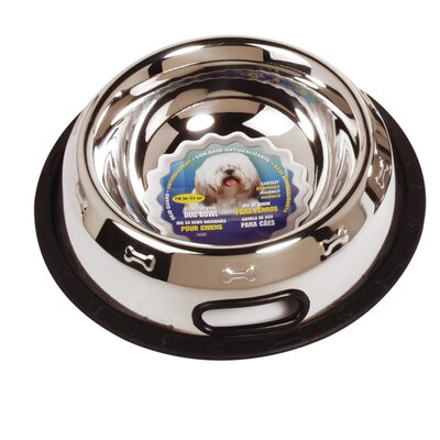 Hagen Dogit Stainless Steel No Skid Dog Dish