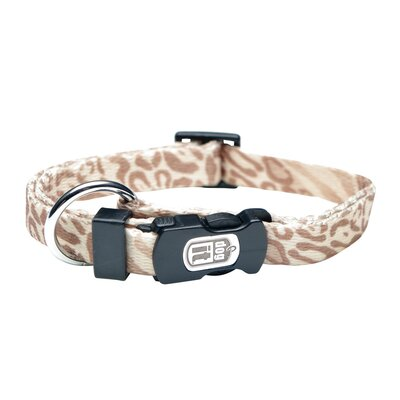 Dogit Style Jungle Fever Extra Small Adjustable Nylon Dog Collar