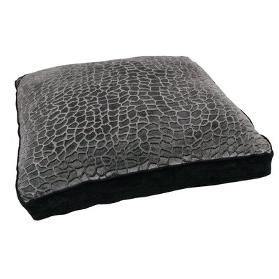 Hagen Dogit Style Turtle Small Mattress Dog Bed in Black