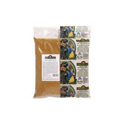 Hagen Tropican Egg Granules Bird Food (8lbs Handle Bag)