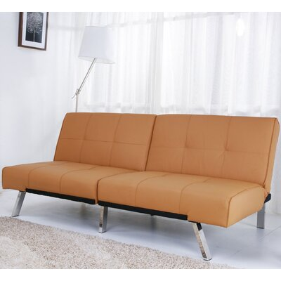 Gold Sparrow Jacksonville Futon Frame and Mattress