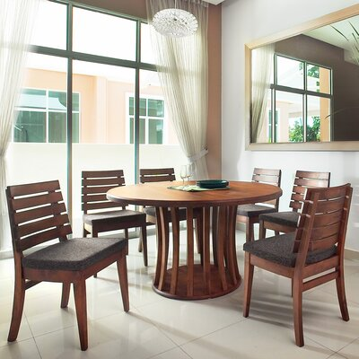 Gold Sparrow Hailey 7 Piece Dining Set