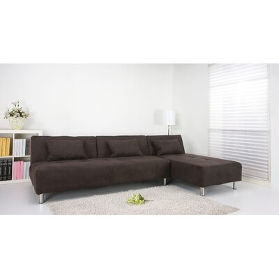 Atlanta Convertible Sectional Sleeper Sofa