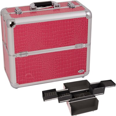 Casemetic Professional Cosmetic Makeup Case