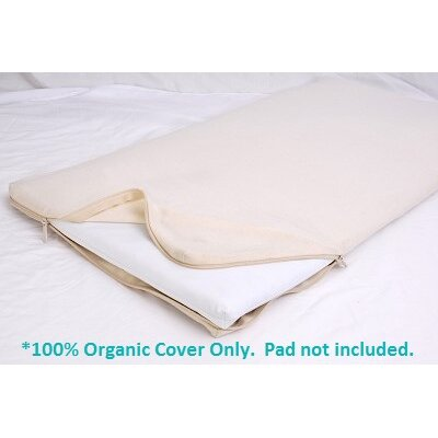 Moonlight Slumber All-in-One Organic Cotton Bassinet Pad Coverlet