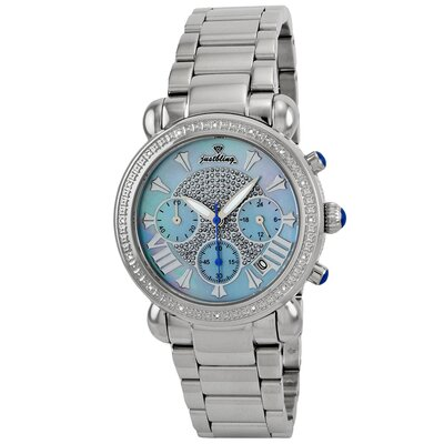 JBW Victory Chronograph Diamond Watch