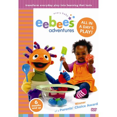 eebee All in a Day's Play DVD