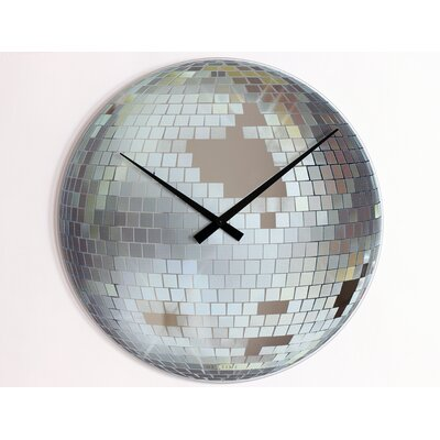 Disco Fever Wall Clock