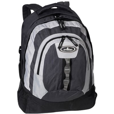 "Everest 17"" Multiple Compartment Deluxe Backpack"