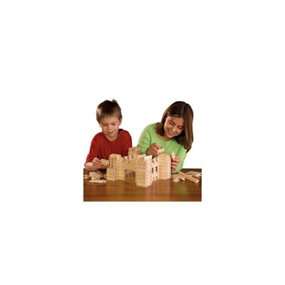 Stack and Stick Storybook Castle Building Set