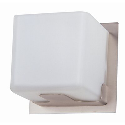 DVI Cube 1 Light Wall Sconce