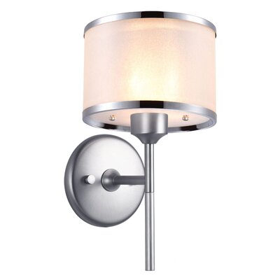 DVI Milan 1 Light Wall Sconce