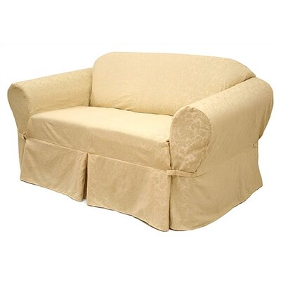 Damask Sofa Slipcover
