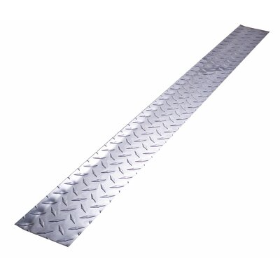 Alligator Board Aluminum Kick Plate/Floor Moulding