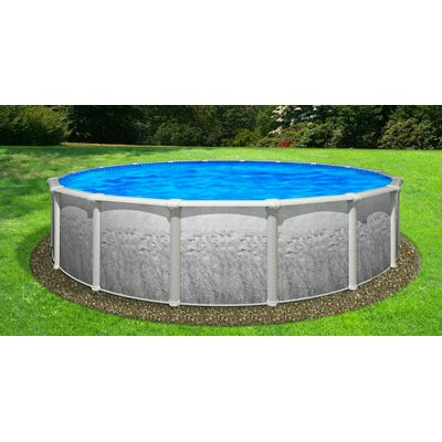 Infinity Pools PD Series Round Swimming Pool