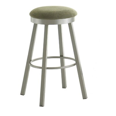 "Amisco Connor 30"" Swivel Barstool"