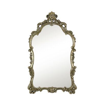 Majestic Mirror Traditional Wall Mirror