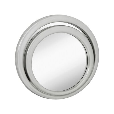 Contemporary Round Wall Mirror