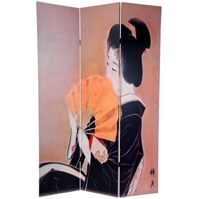 Double Sided Geisha Room Divider