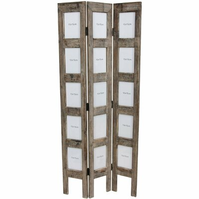 Oriental Furniture Frame Room Divider