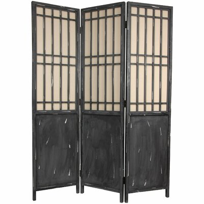 Vintage Lattice Room Divider