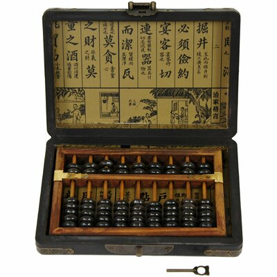 Oriental Furniture Chinese Abacus