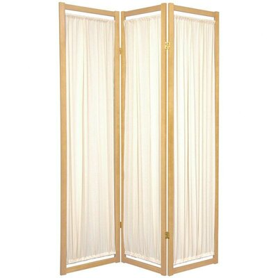 Oriental Furniture Helsinki Shoji Room Divider in Natural