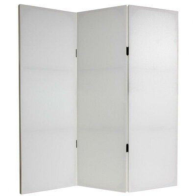 Oriental Furniture ,4 Feet Tall Do It Yourself Canvas Room Divider